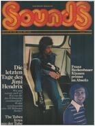 Sounds - 1/76 -Jimi Hendrix