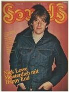 Sounds - 2/80 - Nick Lowe