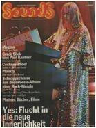 Sounds - 4/74 - Rick Wakeman von Yes