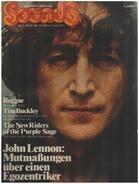 Sounds - 8/75 - John Lennon