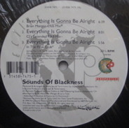 Sounds Of Blackness - Everything Is Gonna Be Alright
