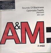 Sounds Of Blackness - Optimistic / Testify (Remixes)