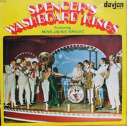 Spencer's Washboard Kings , Miss Jackie Knight , Rev. Barry Dunning - Spencer's Washboard Kings