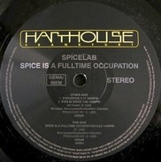 Spicelab - Spice is a Fulltime Occupation