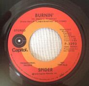 Spider - Burnin'