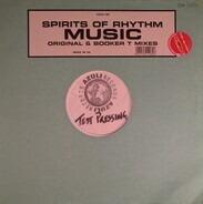 Spirits Of Rhythm - Music (Original & Booker T Mixes)