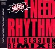 Splash - I Need Rhythm (The Session Remixes)