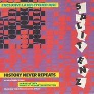 Split Enz - History Never Repeats
