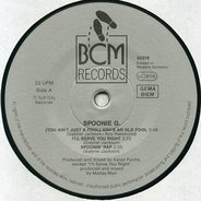 Spoonie Gee - Old And New Jams