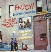 Spoonie Gee & Treacherous Three - The New Rap Language / Love Rap