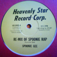 Spoonie Gee - Re-mix Of Spoonie Rap