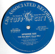 Spoonie Gee - The big beat (Vocal & Instrumental)