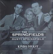 Springfields - Kinda Folksy