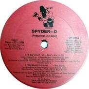 Spyder-D Featuring D.J. Doc - B-Boy's Don't Fall In Love