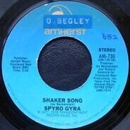 Spyro Gyra - Shaker Song / Paw Prints