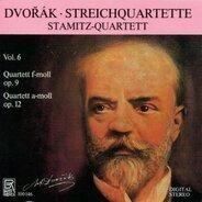 Stamitz-Quartett - Dvorak: Streichquartette Vol.6