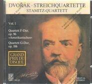 Stamitz-Quartett - Dvorak: Streichquartette Vol. 1