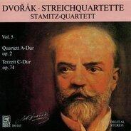 Stamitz-Quartett - Dvorak: Streichquartette Vol. 5