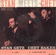 Stan Getz , Chet Baker - Jor-du, Autumn in new york