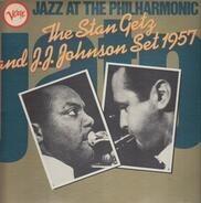 Stan Getz , J.J. Johnson - Jazz At The Philharmonic Set 1957