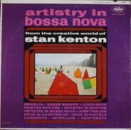 Stan Kenton And His Orchestra - Artistry in Bossa Nova