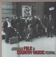 Stanley Brothers / Roscoe Holcomb / The New Lost City Ramblers a.o. - American Folk & Country Festival 1966