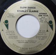 Stanley Clarke - Slow Dance / Rock 'N' Roll Jelly
