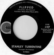 Stanley Turrentine - Flipped / My Cherie Amour