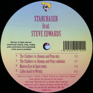Starchaser Feat. Steve Edwards - Fate