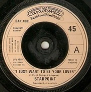 Starpoint - I Just Want To Be Your Lover