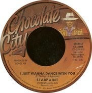 Starpoint - I Just Wanna Dance With You / Don't Leave Me