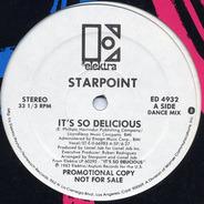 Starpoint - It's So Delicious