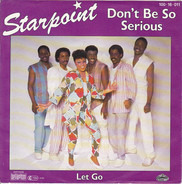 Starpoint - Don't Be So Serious