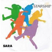Starship - Sara / Hearts Of The World (Will Understand)