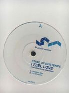 State Of Existence , Kate Chadwick - I FEEL LOVE