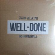 Statik Selektah - Well-Done Instrumentals