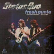 Status Quo - Fresh Quota