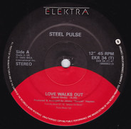 Steel Pulse - Love Walks Out
