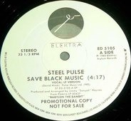 Steel Pulse - Save Black Music