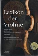 Stefan Drees - Lexikon Der Violine