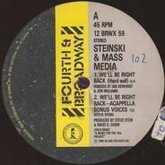Steinski & Mass Media - We'll Be Right Back (Hard Sell)