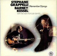 Stéphane Grappelli , Barney Kessel - I Remember Django