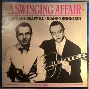 Stéphane Grappelli , Django Reinhardt - A Swinging Affair