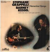 Stephane Grappelli, Barney Kessel - I Remember Django