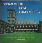 Stephen Cleobury (Organ) - Organ Music from Cambridge No.2