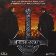 Stephen Graziano And Nick Glennie-Smith - Highlander Endgame (Music From The Dimension Motion Picture)
