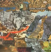 Stephen Horenstein - Collages Jerusalem '85