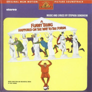 Stephen Sondheim - A Funny Thing Happened On The Way To The Forum (Original MGM Motion Picture Soundtrack)