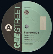 Stereo MC's - On 33