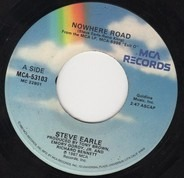 Steve Earle - Nowhere Road